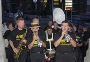 Louisiane Dixie Band